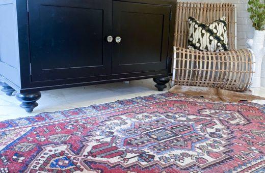 Persian Area Rug # 675