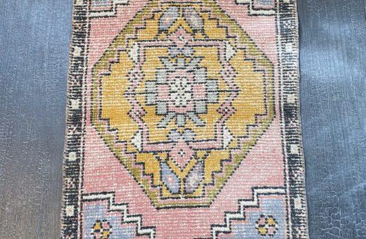 Turkish Mini Rug